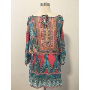 Tolani Silk Dress